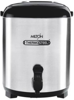 Milton THERMOSTEEL STELLAR 8 WATER JUG Kettle Jug(8 L) at flipkart