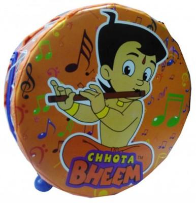 Chhota Bheem Chhota Bheem Toy Drum Set Medium(Multicolor)