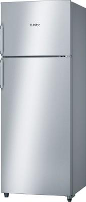 Bosch 347 L Frost Free Double Door 4 Star Refrigerator Inox, KDN43VL40I  Bosch Refrigerators