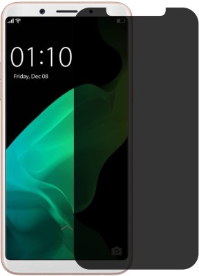 Case Creation Tempered Glass Guard for Oppo F5 2017(Pack of 1)