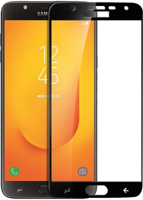 Flipkart SmartBuy Tempered Glass Guard for Samsung Galaxy J7 Duo(Pack of 1)