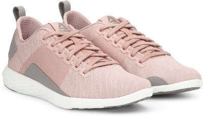 a94e546de331 30% OFF on REEBOK REEBOK ASTRORIDE WALK Running Shoes For Women(Pink) on  Flipkart