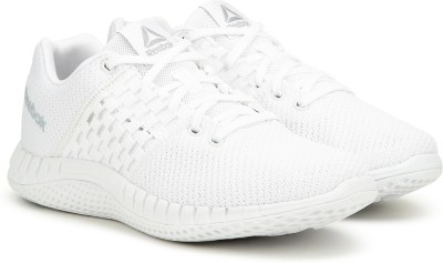 2bc208035e61 37% OFF on REEBOK PRINT RUN ULTK Running Shoes For Women(White) on Flipkart