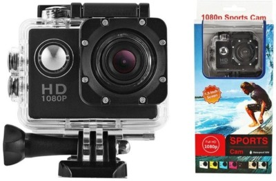 Like Star ULTRASHOT ULTRASHOTx Latest Sports and Action Camera Sports and Action Camera(Black 12 MP) 1