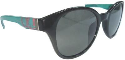 Calvin Klein Jeans Cat-eye Sunglasses(Grey) at flipkart
