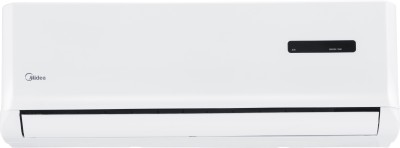 Midea 1 Ton 3 Star BEE Rating 2018 Split AC  – White(12K Santis Prime(3 star) / MAS12SR3C8F0, Copper Condenser)
