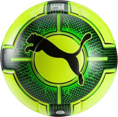 Puma evoPOWER Vigor 1.3 Statement ( Football - Size: 5(Pack of 1, Green)