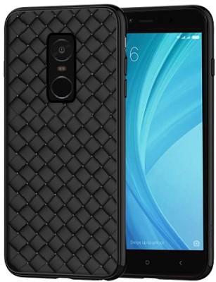 DigiPrints Back Cover for Mi Redmi Note 4 Black
