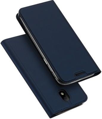 Kapa Flip Cover for Samsung Galaxy J7 Pro(Blue)