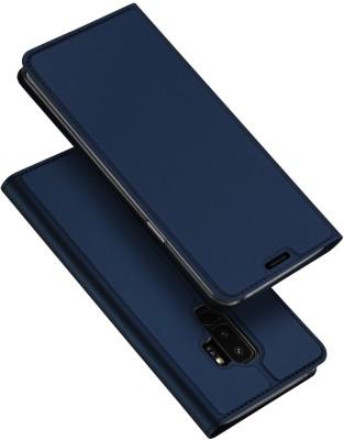 Kapa Flip Cover for Samsung Galaxy S9 Plus(Blue)