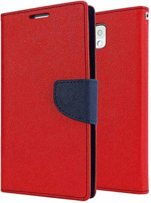 Micomy Flip Cover for Samsung Galaxy Core Prime Red