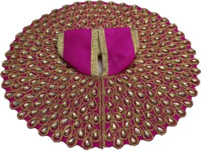 Divya Gallery laddu gopal 4 no Dress(Cotton)