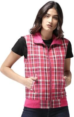 Mast   Harbour Sleeveless Checkered Women Jacket Mast   Harbour Women's Jackets