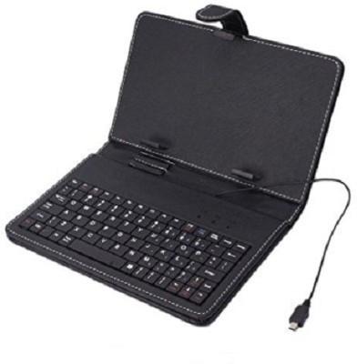bipl B 001 AKB Wired USB Tablet Keyboard(Black)
