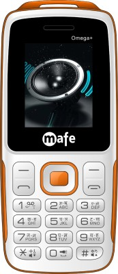 Mafe Omega Plus(White & Orange)