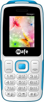 Mafe Omega Plus(White & Blue)