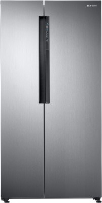 Image of Samsung 674L Frost Free Side by Side Refrigerator which is best refrigerator under 70000