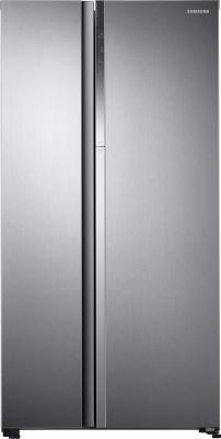 Samsung RH62K6007S8/TL 674 L Frost Free Side by Side Refrigerator, Elegant Inox