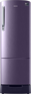 Image of Samsung 255L  Single Door 4 Star Refrigerator which is best refrigerator under 50000