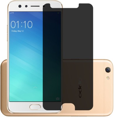 Case Creation Tempered Glass Guard for Oppo F1+ 5.5 inch(Pack of 1)