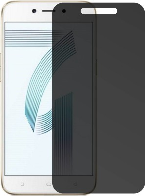 Case Creation Tempered Glass Guard for Oppo A83(2018)(Pack of 1)