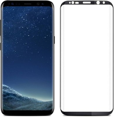 Micvir Edge To Edge Tempered Glass for Samsung Galaxy S8 Plus(Pack of 1)