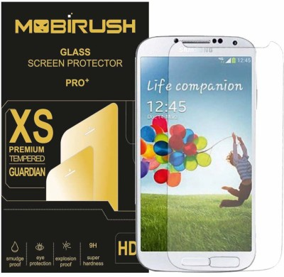 Mobirush Screen Guard for Samsung Galaxy S4(Pack of 1)