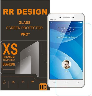 RR Design Edge To Edge Tempered Glass for Mi Redmi Note 6 Pro(Pack of 1)