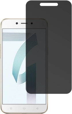 Case Creation Tempered Glass Guard for Oppo A83(Pack of 1)