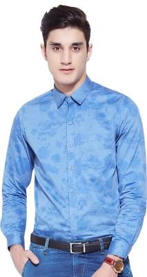 Go India Store Men's Printed Casual Shirt