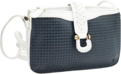 Hidesign Blue Sling Bag