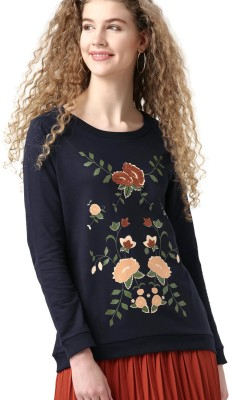 Dressberry Full Sleeve Printed Women Sweatshirt at flipkart