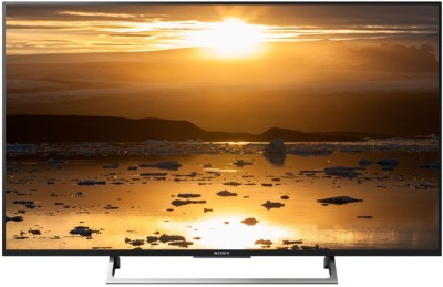 Sony 108cm (43 inch) Ultra HD (4K) LED Smart Android TV(KD-43X8200E)