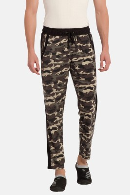 SAPPER Camouflage Men Multicolor Track Pants