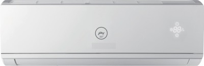 View Godrej 1 Ton 3 Star BEE Rating 2018 Split AC  - White(GIC 12 DINV 3 RWQH, Copper Condenser) Price Online(Godrej)