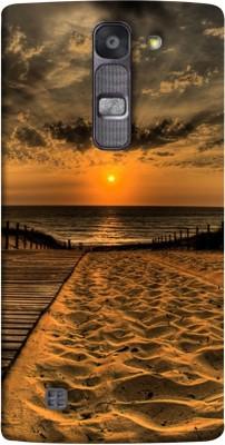 Stylephone Back Cover for LG G4 Mini(Sunset Beach, Getting Ideas Mobile Case, Plastic)