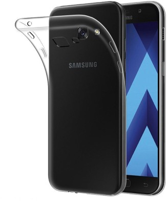 Flipkart SmartBuy Back Cover for Samsung Galaxy On Nxt Transparent, Grip Case, Silicon