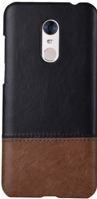 Kapa Back Cover for Mi Redmi Note 5(Brown, Black)