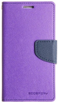 Case Finder Flip Cover for LeEco Le 2S(Purple, Artificial Leather)