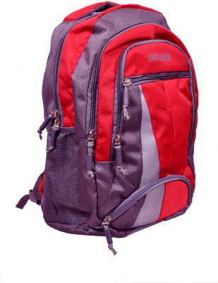 a356959161 72% OFF on LOUIS CARON Stylish 15.6 waterproof laptop Backpack 25 L Backpack(Red