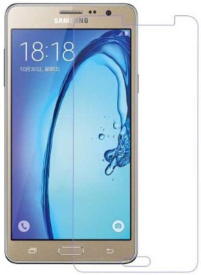FIRST MART Tempered Glass Guard for Samsung Galaxy On7 Pro(Pack of 1)