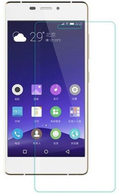 FIRST MART Tempered Glass Guard for Gionee Pioneer P5 Mini(Pack of 1)