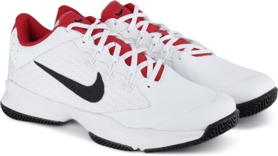 Nike NIKE AIR ZOOM ULTRA Tennis Shoes For Men(White) 1