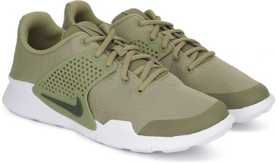 9064dba6d897 25% OFF on Nike NIKE ARROWZ Sneakers For Men(Green) on Flipkart ...
