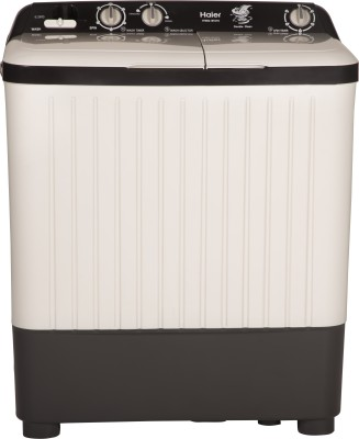 Haier 6.2 kg Semi Automatic Top Load Washing Machine White(HTW62-187GYO) (Haier)  Buy Online
