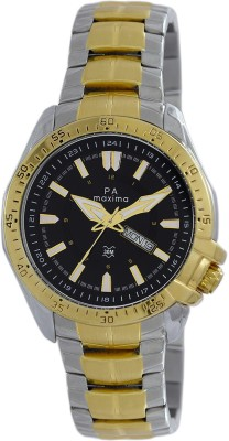 Maxima 48450CAGT Watch - For Men