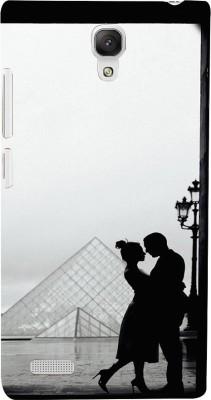 Snapdilla Back Cover for Mi Redmi Note Multicolor