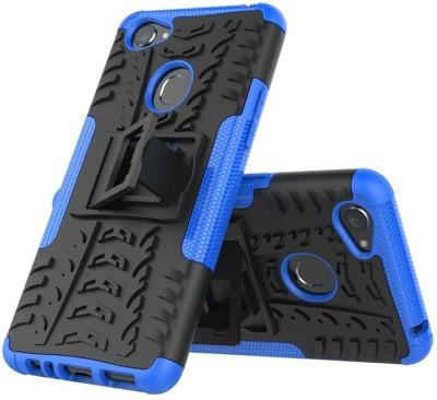 BESTTALK Back Cover for OPPO F7(Blue, Shock Proof, Rubber, Plastic)