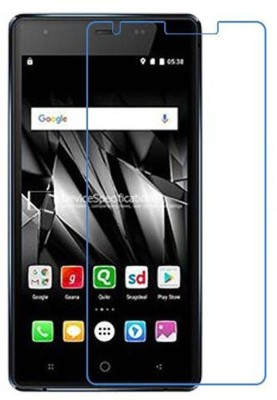REZAWZ Tempered Glass Guard for Micromax Canvas 5 Lite Q462