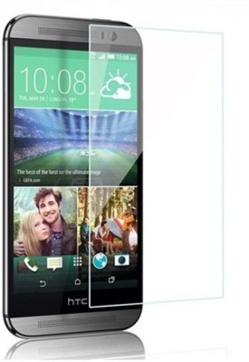 REZAWZ Tempered Glass Guard for HTC One M8